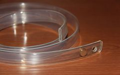 透明扁气管